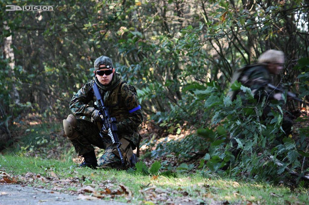 Bolt B4 Sopmod bunker hill