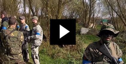 Operation Reclaim - Hannuit, Belgie