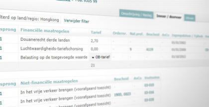 wet en regelgeving douane airsoft importeren