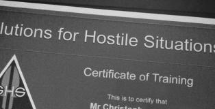 SHS - Solutions for Hostile Situations