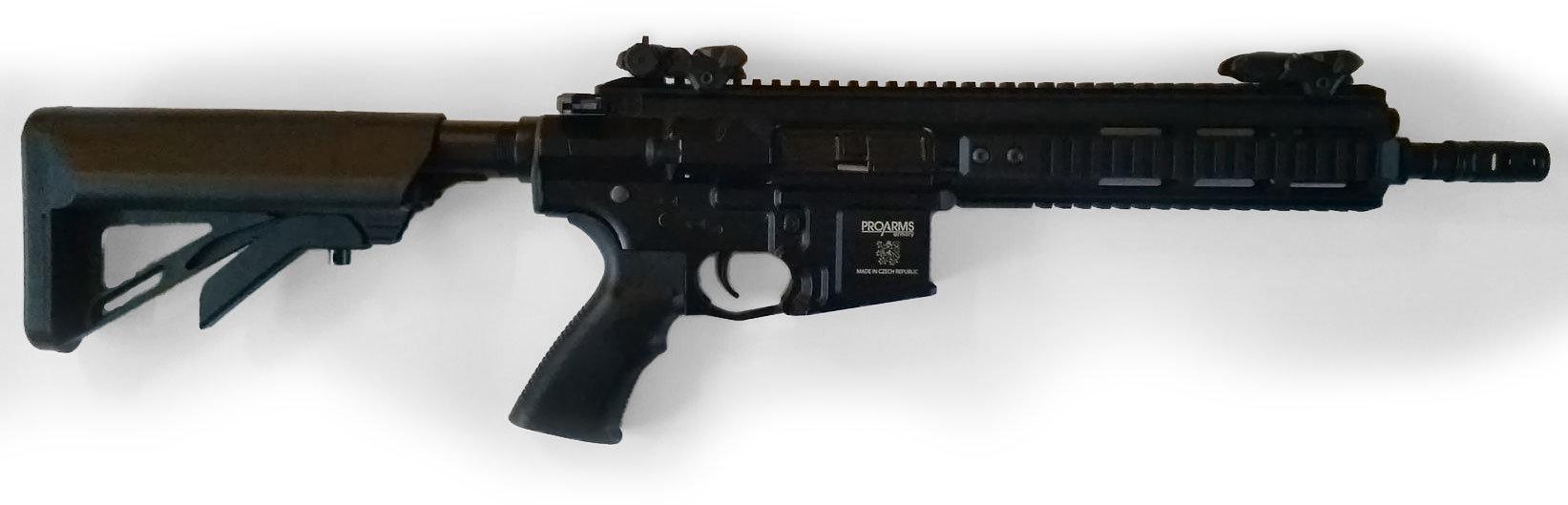 ICS PAR Mk3 Side