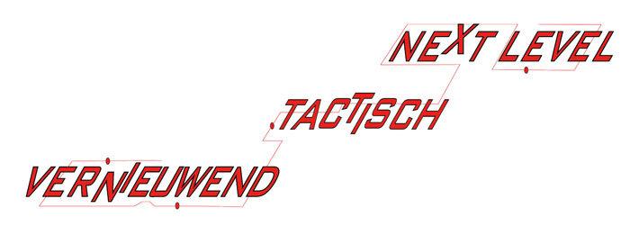 Running The Target: Next level, Tactisch, Vernieuwend