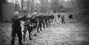 Stressfire Pistol en Bootcamptraining - Tactical Airsoft Academy