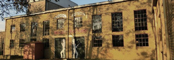 Bullet Factory Oudwoude