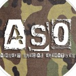 Groepslogo van Airsoft Special Operatives